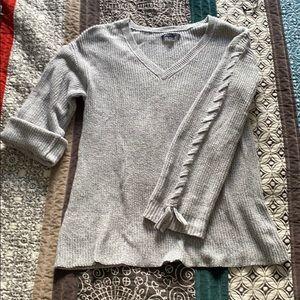 Grey Sweater- American Eagle
